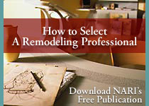 How to Select a Remodeling Professional - Download NARI San Antonio's Free Publication